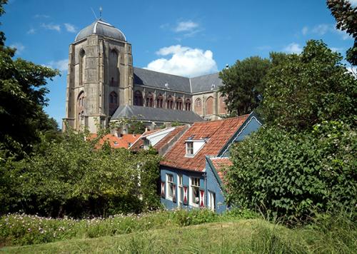 Kerk in Veere