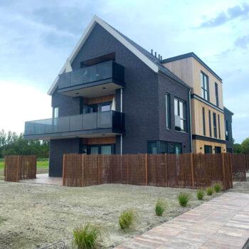 Nieuwe Appartementen DHRS Domburg