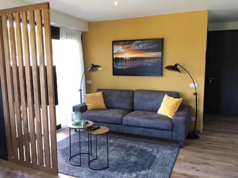 Accomodaties - Impression nieuwe appartementen DHRS